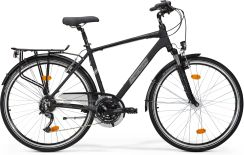 Merida Freeway 9500 Disc Man matt black grey 28