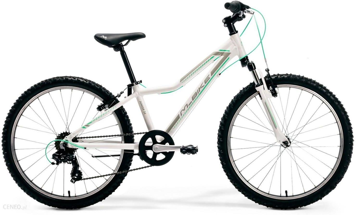 Merida M_Bike Junior 24 white grey mint 24