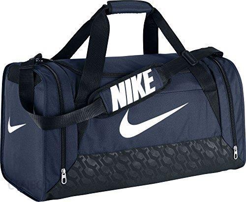 1b9a6a22365ea Amazon Nike Brasilia 6 torba sportowa uniseks, niebieski, jeden rozmiar -  zdjęcie 1