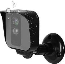 Amazon LANMU uchwyt ścienny i pokrowiec ochronny na telefon Blink XT,  kompatybilny z kamerą monitorującą Blink XT do zastosowań wewnętrznych i
