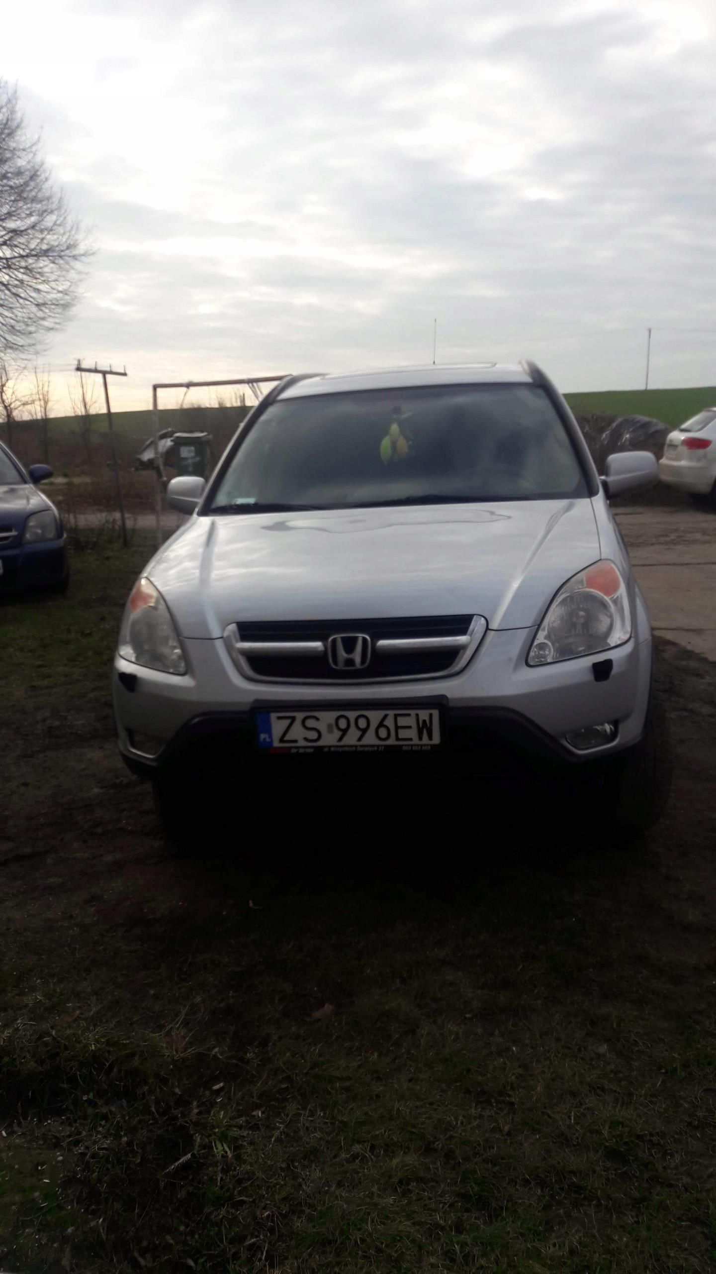 Honda Crv Ii 2003 Opinie I Ceny Na Ceneopl