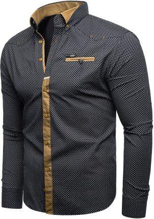 61a4ce5132b3c3 Modne koszule męskie - Wiosna/Lato 2019 - Ceneo.pl