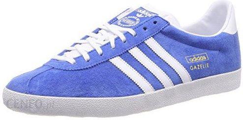 factory authentic 6e2cb be6ff Amazon adidas Gazelle OG męskie buty sportowe - niebieski - 42 EU - zdjęcie  1