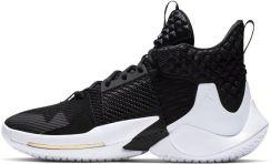 """Nike Jordan""""Why Not?"""" Buty do koszykówki dla dużych dzieci Zer0.2 SE Czerń Ceny i opinie Ceneo.pl"""