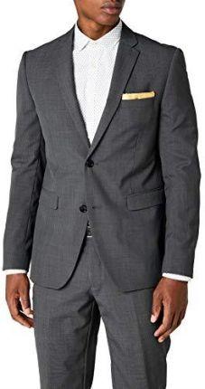 0cb904ba02de0 Amazon ESPRIT Collection 996eo2g901 męska kurtka do garnituru, kolor: szary  (Dark Grey 5