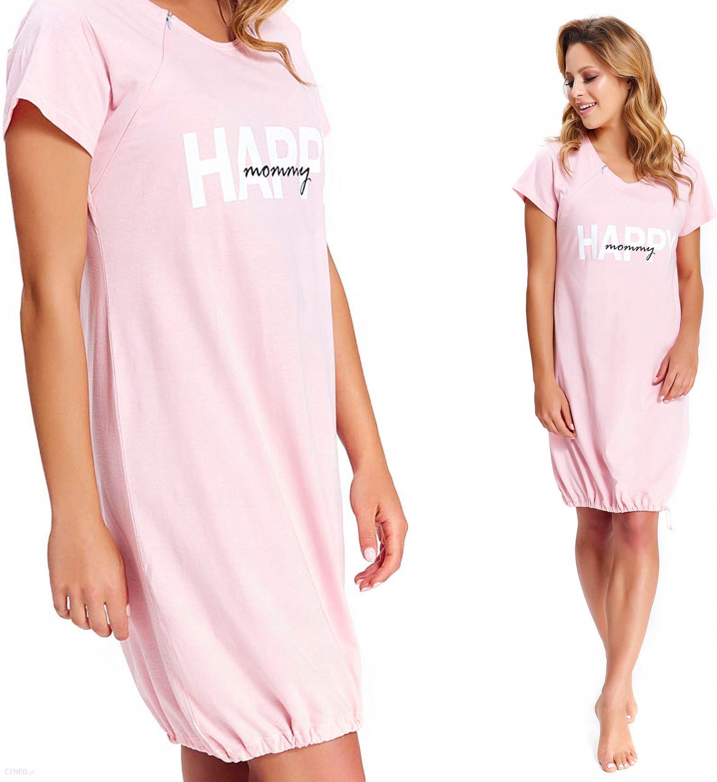 0f26a07c28f359 Tcb 9504 Doctor Nap koszula nocna ciążowa w napisy - Ceny i opinie ...