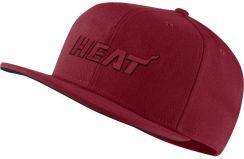 e83e304472b Nike Czapka Nba Miami Heat Aerobill Czerwony