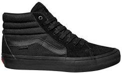 Amazon Vans SK8 Hi Hightop Sneaker buty sportowe, męskie, za kostkę, czarny, 9.5 Ceneo.pl