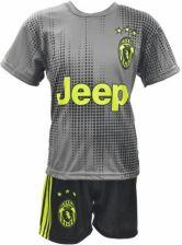 da866d07b Nieznany Producent Komplet Sportowy Replika Ronaldo Juventus Szary