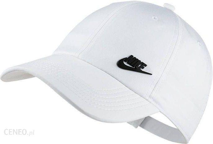 sprzedaż usa online całkiem miło kupuję teraz Czapka z daszkiem Sportswear NSW Futura Heritage 86 Nike (biała) - Ceny i  opinie - Ceneo.pl
