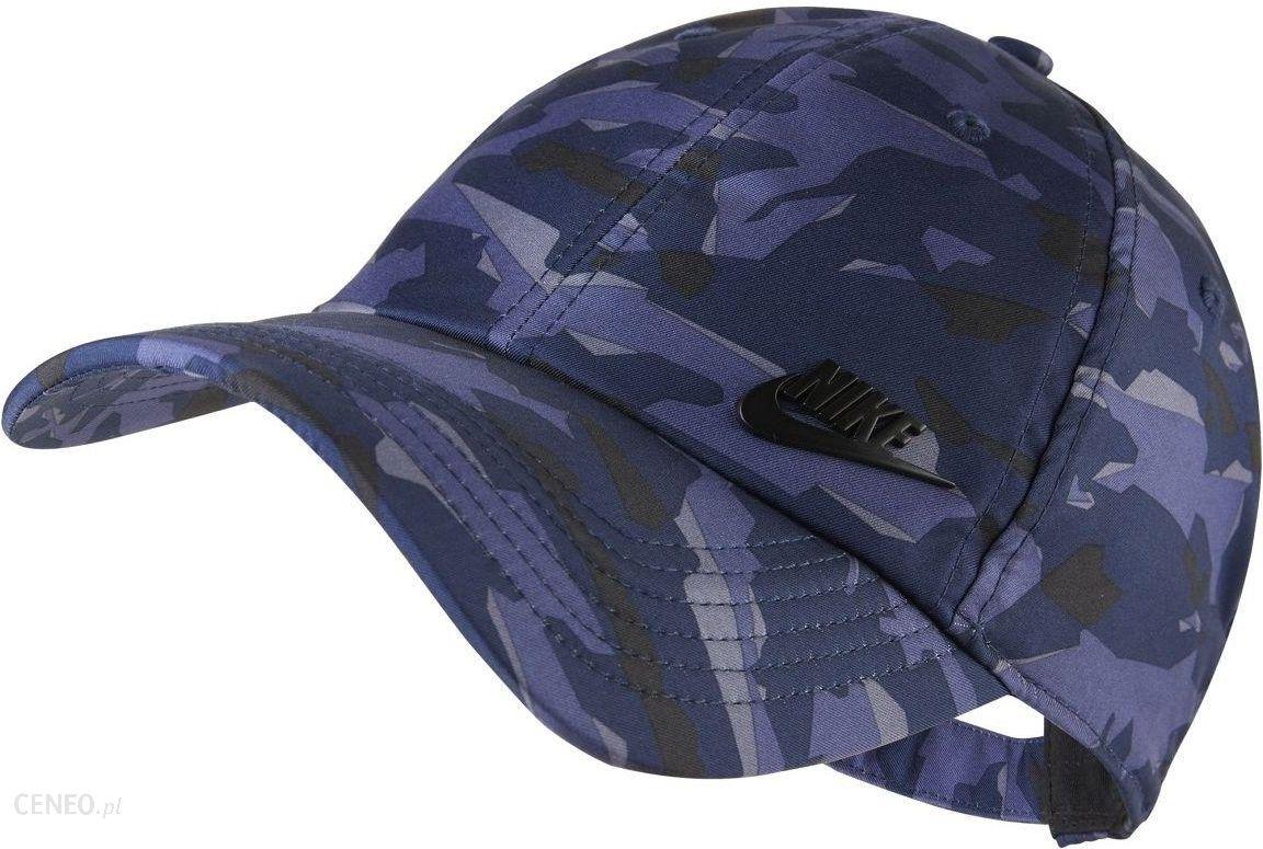 całkiem tania odebrać kup tanio Czapka z daszkiem Sportswear NSW Futura Heritage 86 Nike (niebieskie moro)  - Ceny i opinie - Ceneo.pl