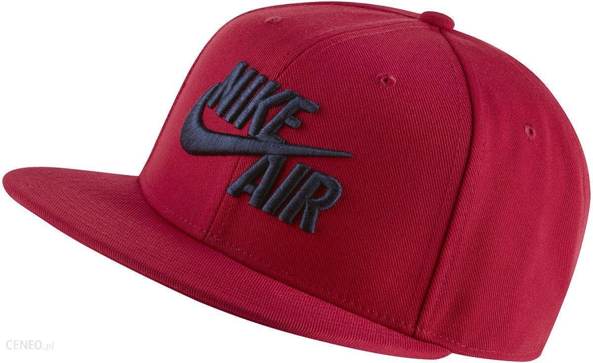 Czapka z daszkiem Pro Air Classic Nike (czerwona) Ceny i opinie Ceneo.pl