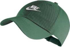 Czapka z daszkiem Heritage 86 Futura Washed Nike (zielona) Ceny i opinie Ceneo.pl