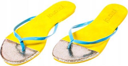 buy popular 20d12 ba81f Podobne produkty do Klapki japonki adidas Eezay Dots CG3552