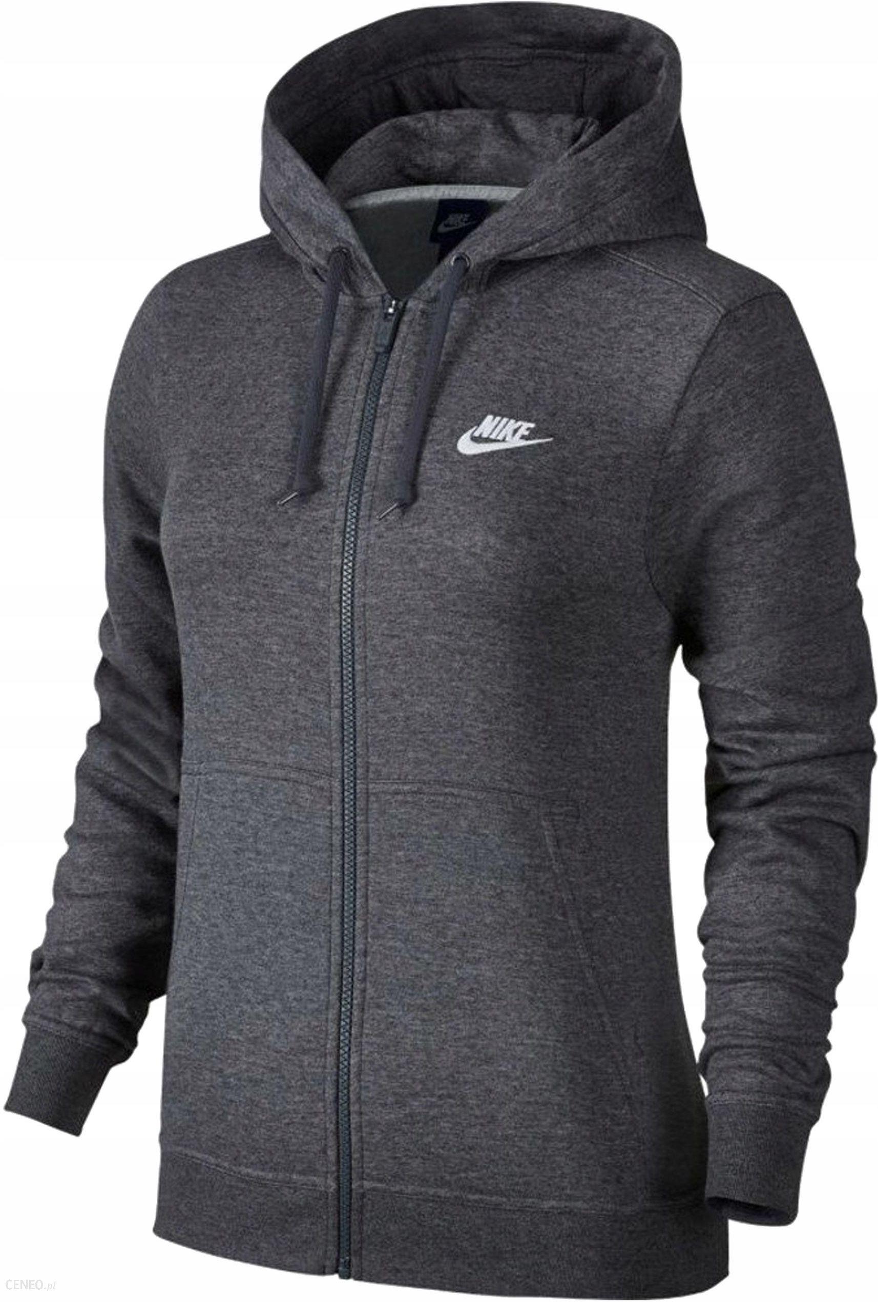 f5a087dab Bluza Nike Damska Nsw Hoodie Fz 853930-071 R. S - Ceny i opinie ...