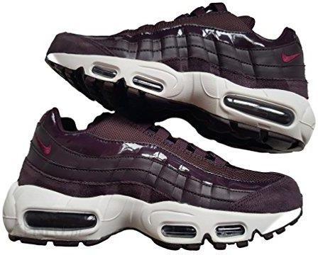 huge selection of 137c3 6f6fc Amazon Nike Air Max 95 Women's trenerzy, port Wine/bordowy/White, 307960  602, UK 7.5/EU 42 - Ceneo.pl