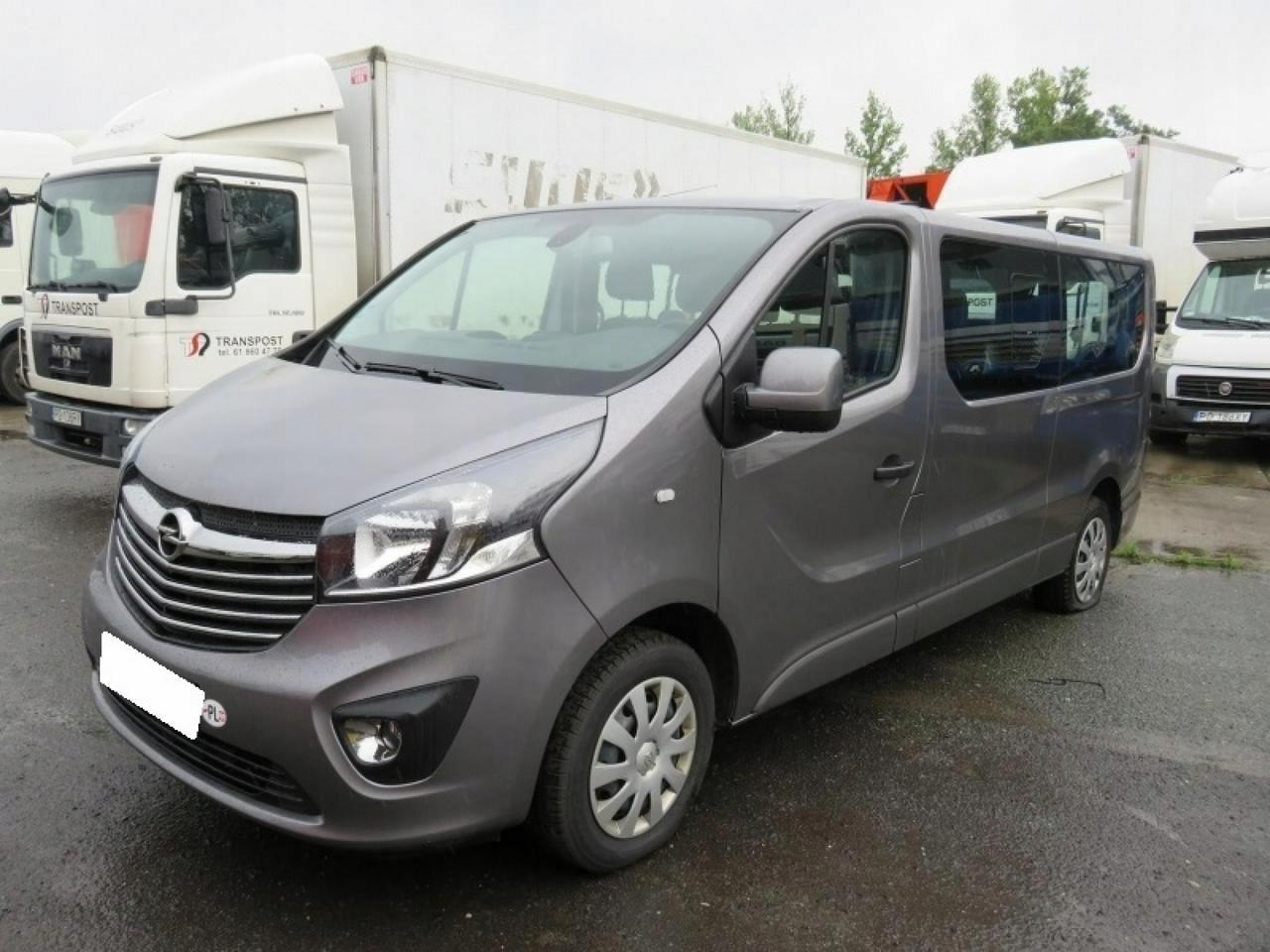 Niewiarygodnie Opel Vivaro 1.6 CDTI - 9 osobowy, FV 23%, Gwarancj - Opinie i ceny IC25