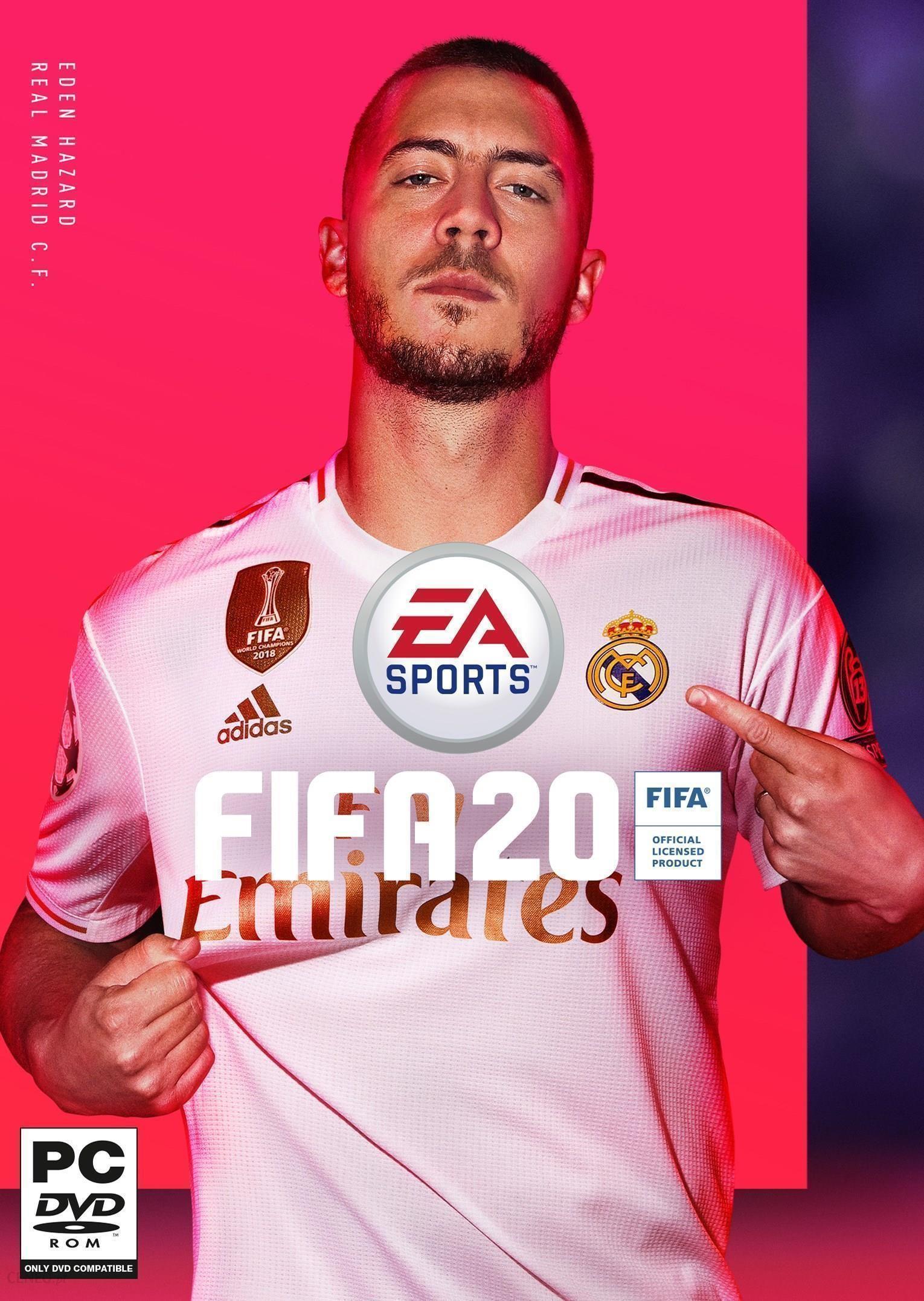 FIFA 20 (Gra PC)
