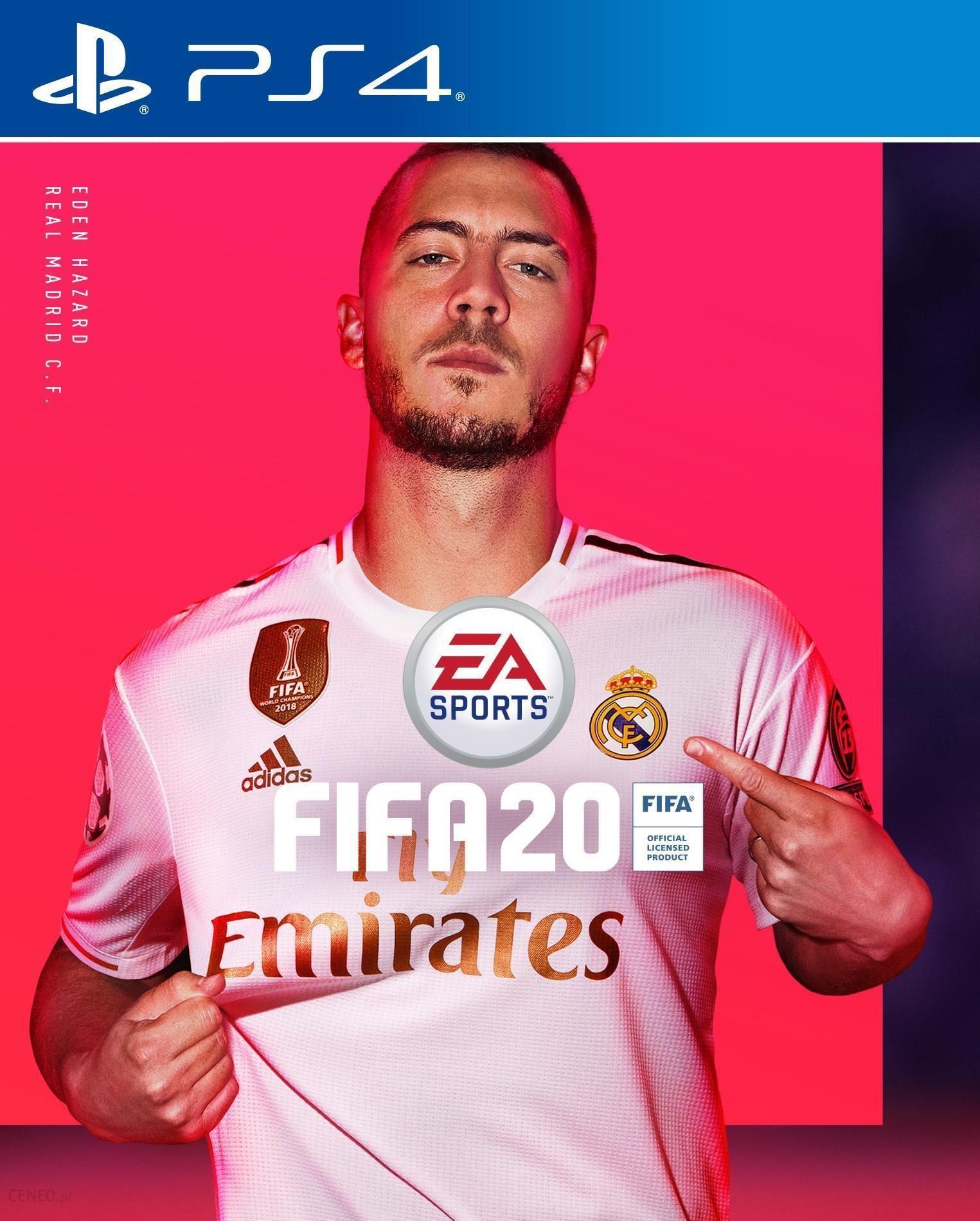 Fifa 20 Gra Ps4 Ceny I Opinie Ceneo Pl