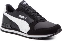 29ecdf79 Sneakersy PUMA - St Runner V2 Nl Jr 365293 01 Puma Black/Puma Black eobuwie
