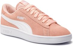 26e1a97fa7e99 Sneakersy PUMA - Smash V2 Sd Jr 365176 16 Peach Bud Puma White eobuwie