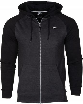 61d07fad4 Nike bluza męska kaptur Sportswear Opitic roz.S Allegro