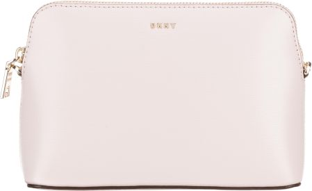 893b663352f7f ... Nodo bag beżowa kopertówka z paskiem na ramię beżowy. DKNY Bryant Cross  body bag Różowy UNI