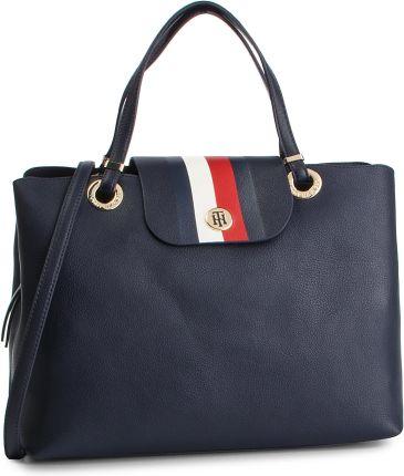 f7cd887831386 Czarna elegancka torebka na ramię z saszetką Pierre Cardin - Ceny i ...