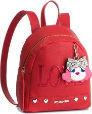 333a9613dc051 Plecak LOVE MOSCHINO - JC4254PP07KH0500 Rosso eobuwie