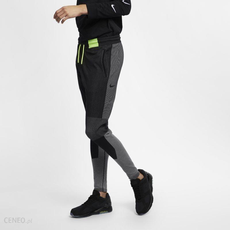 Spodnie męskie z dzianiny Nike Sportswear Tech Pack Czerń Ceny i opinie Ceneo.pl