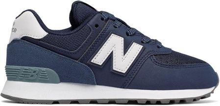 cf79bd3085037 Buty New Balance Sneakersy GC574D4 granatowy - 36 Allegro