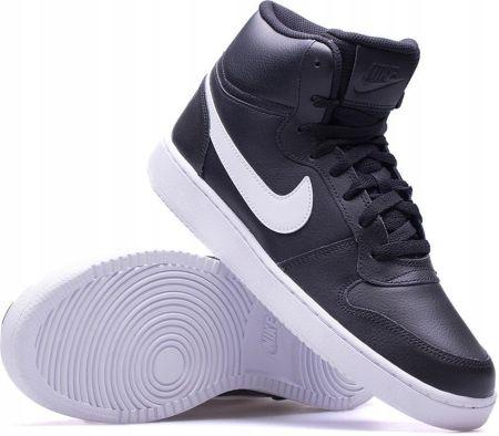 R 39 Buty Nike Air Force 1 MID 314195 004 Czarne Ceny i opinie Ceneo.pl