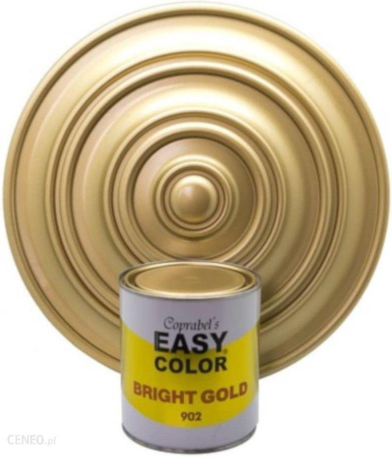Farba Coprabel Zlota Farba Easy Color 902 Jasne Zloto 0 5l Opinie I Ceny Na Ceneo Pl