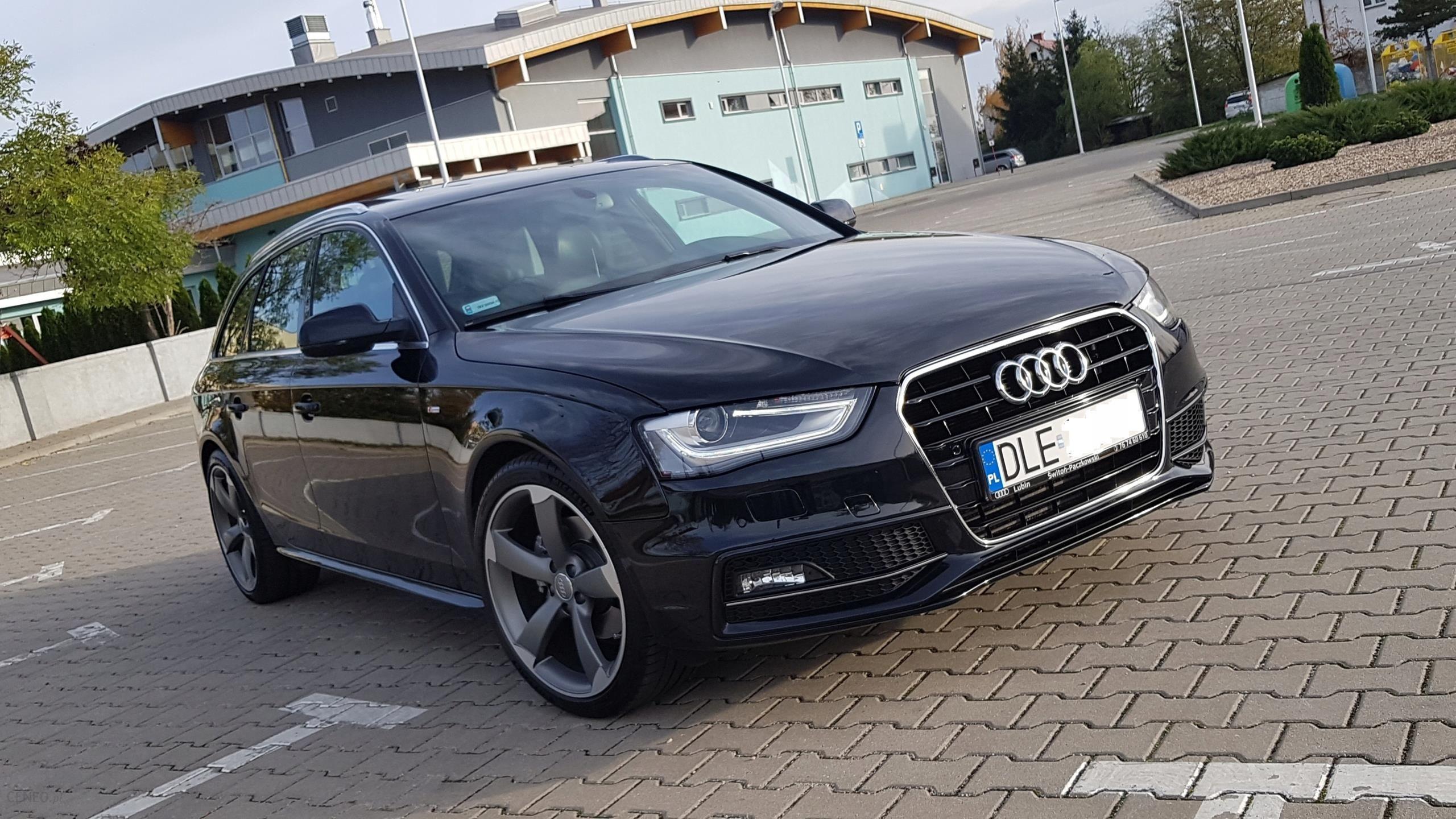 Audi A4 B8 Lift 20 Tdi 177km 2xsline3gpanorama Opinie I Ceny