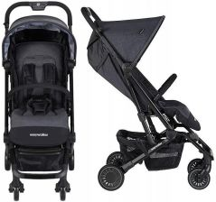 Easywalker Buggy Xs Melange Grey Spacerowy