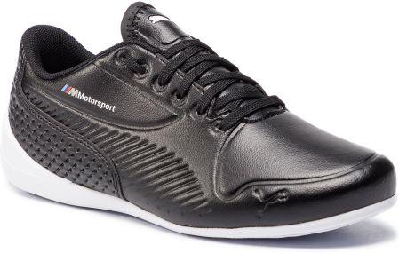 fe05fe8c Sneakersy PUMA - BMW MMS Drift Cat 7S UltraJr 306441 01 Puma Black/Puma  Black eobuwie