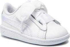 e214a6a586d Sneakersy PUMA - Vikky Ribbon L Satinlnf 369544 02 Puma White Puma White  eobuwie
