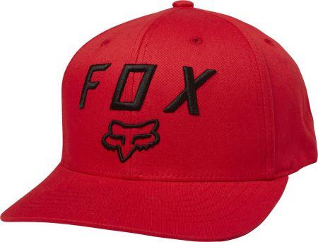 innovative design b29cb 30c4d FOX czapka męska czerwony Legacy Moth 110 Snapback