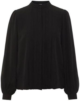 637edcfbd6 Podobne produkty do Dorothy Perkins NICOLE TIE CUFF Koszula black. Vero  Moda Koszula damska Grow Ls Pleat Shirt Wma Black (rozmiar M)