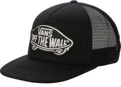 02b3c375ab3693 Vans czapka Wm Beach Girl Trucker czarny biały