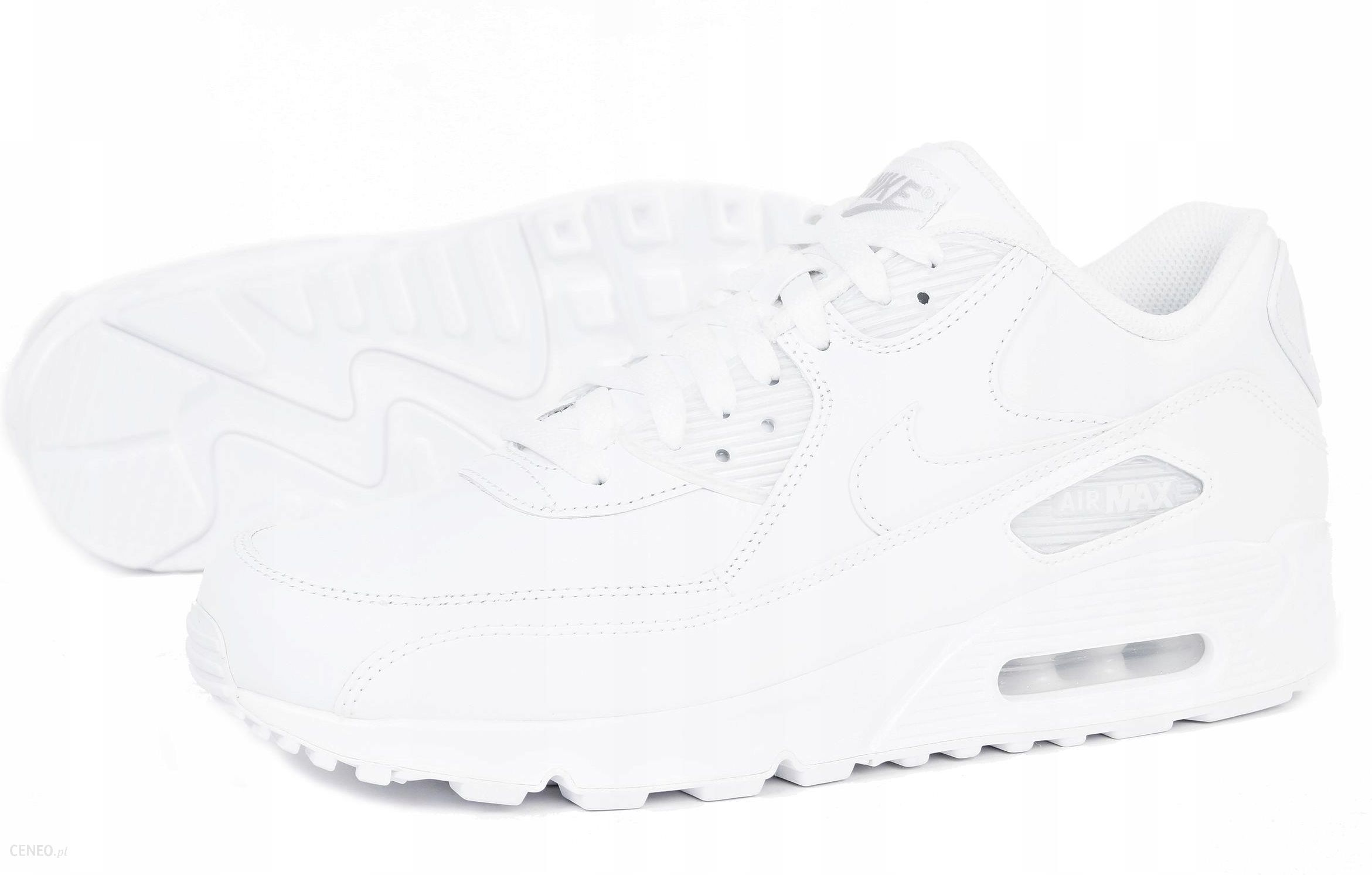 Buty Nike Air Max 90 Leather 302519 113 R. 42.5 Ceny i opinie Ceneo.pl