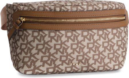 b7409cc506721 Saszetka nerka DKNY - Casey-Belt Bag T C Logo R91IFA41 Chino Logo Vic ...