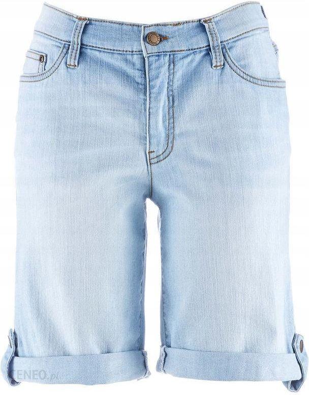 f4bdef1cf Szorty dżinsowe niebieski 42 XL 971743 bonprix - Ceny i opinie ...