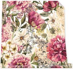 bc1745bc826d41 Wallcolors Tapeta Romantyczny Wzór W Róże 60X120Cm