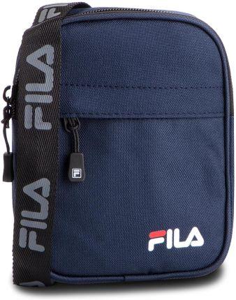 6075fc80827e9 Saszetka FILA - New Pusher Bag Berlin 685054 Black Iris 170 eobuwie