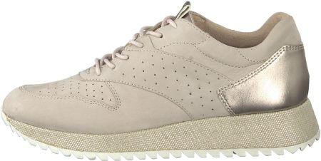 separation shoes 2e13a eefc8 Tamaris tenisówki damskie 41 beżowy