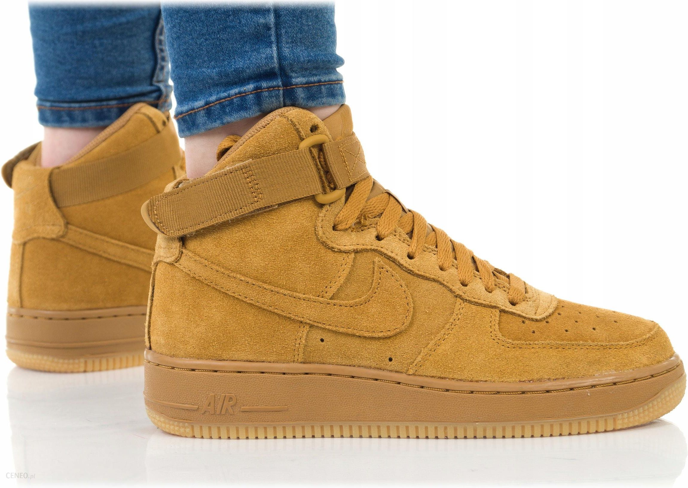 cheap for discount 243af 163c5 Buty Nike Damskie Air Force 1 High (gs) 807617-701 - zdjęcie 1