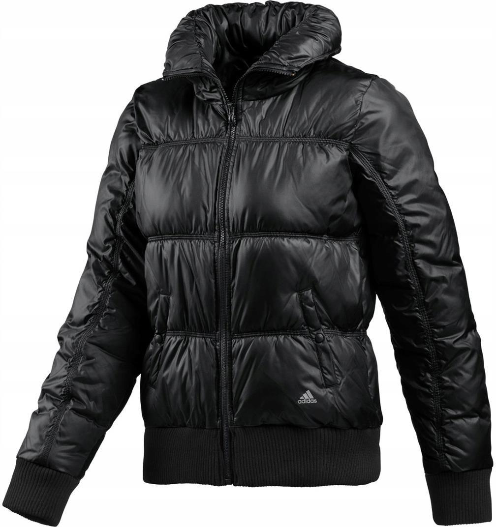 Adidas PREM JKT kurtka damska zimowa z kapturem S Zdjęcie