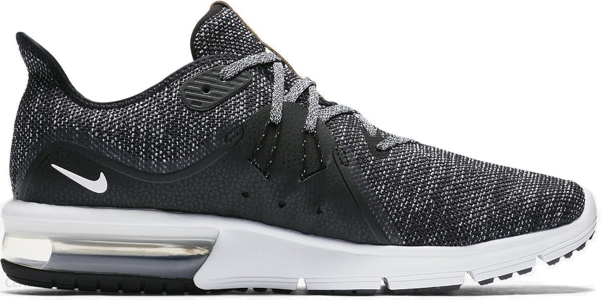 36,5 BUTY NIKE AIR MAX SEQUENT 922884 001 CZARNE Ceny i opinie Ceneo.pl