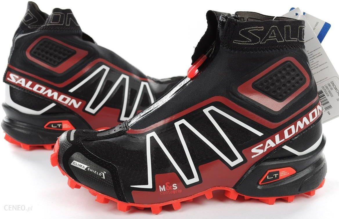 Buty do biegania za zimę SALOMON Snowcross 37 13 Ceny i opinie Ceneo.pl